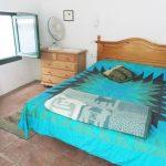 slaapkamer vakantiehuis andalusie 6 personen