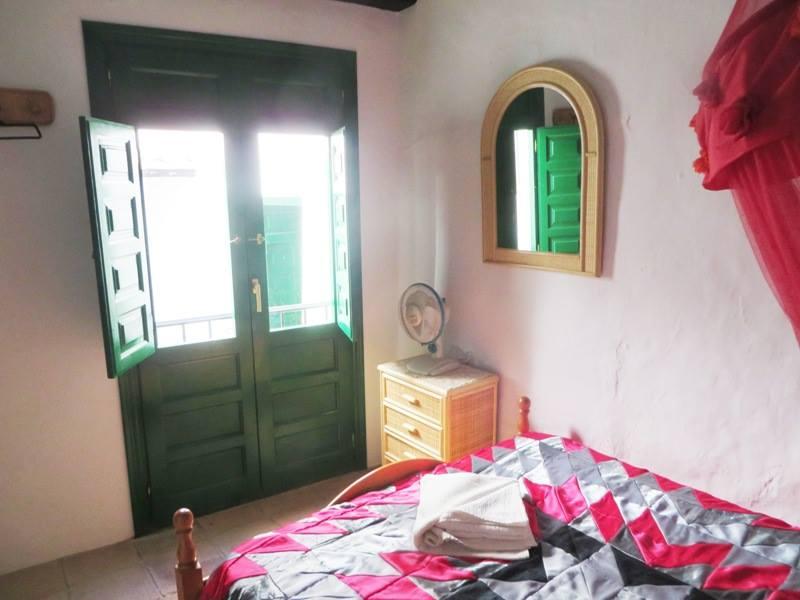 vakantiehuis 6 personen Andalusië slaapkamer |Casa Solar