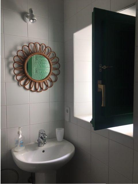 functionele badkamer vakantiehuis Spanje