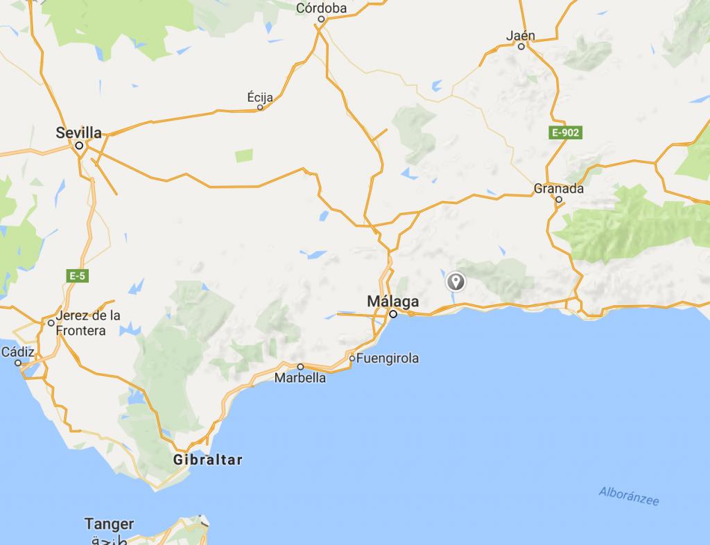 Vakantiehuis 6 personen zuid Spanje in natuur | Casa Solar