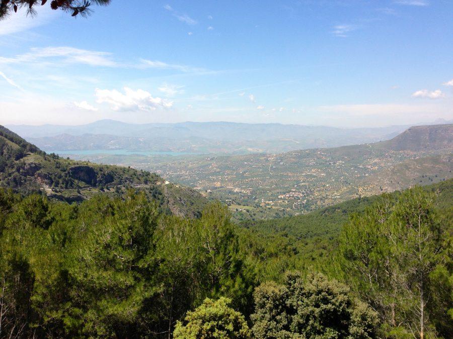 Natuurpark Sierras de Tejeda y Almijara y Alhama