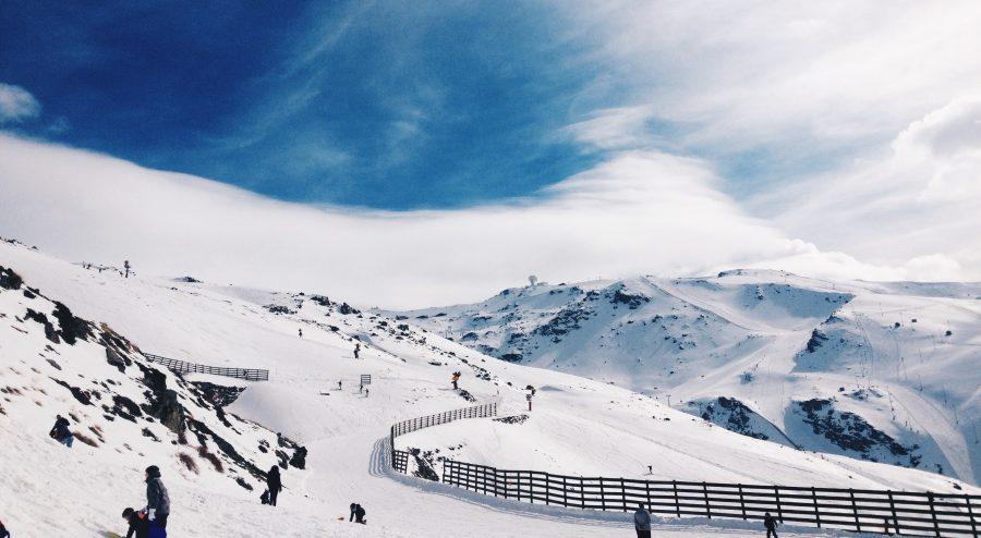 Sierra Nevada skigebied