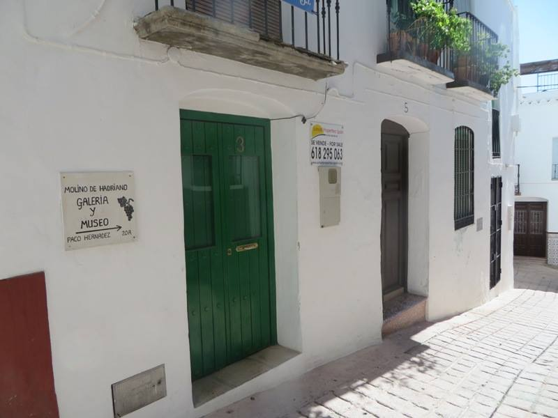 Vakantiehuis Competa Andalusie Spanje | Casa Solar