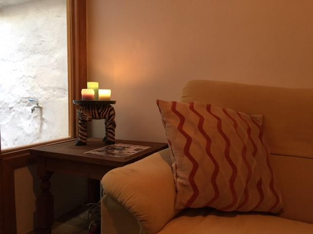 sfeervolle zithoek vakantiehuis spanje |Casa Solar