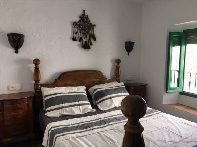 slaapkamer 6-persoons vakantiehuis in Zuid-Spanje