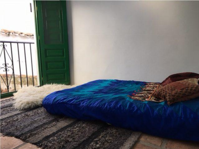slaapkamer vakantiehuis spanje |Casa Solar